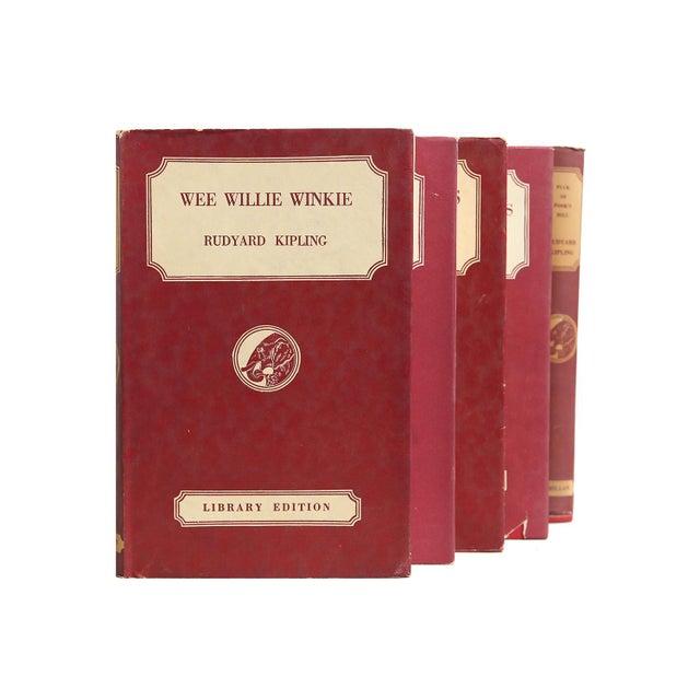 Midcentury Classics: Rudyard Kipling, S/12 - Image 2 of 2