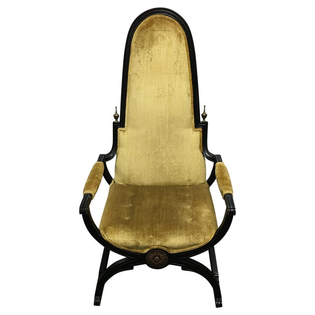 Circa 1930's Empress Chair - Image 1 of 9