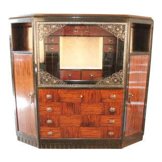 Art Deco Cabinet by Majorelle