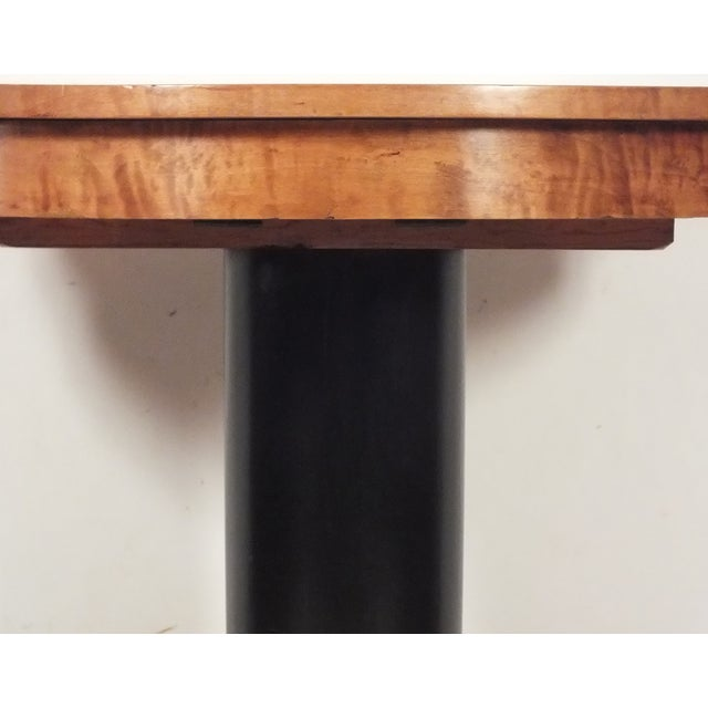 Late-19th Century Biedermeier Center Table - Image 3 of 7