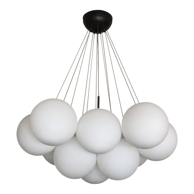 Cielo 3 Light Chandelier New in Box For Sale