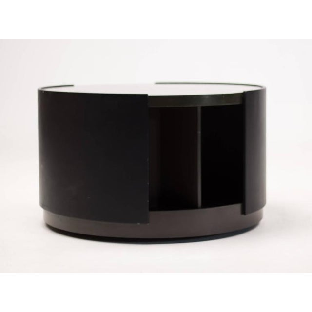 Rolling Bar Table by Eugenio Gerli for Tecno For Sale - Image 10 of 10