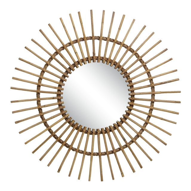 Curated Kravet Forest Mirror - Natural For Sale