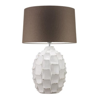 Ivory Table Lamp For Sale
