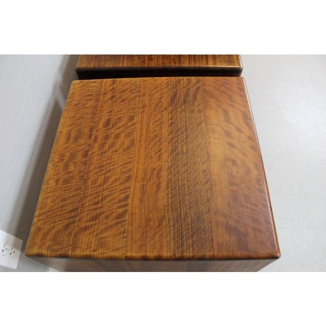 """Gerald McCabe Sedua"""" C"""" Tables - A Pair - Image 5 of 6"""
