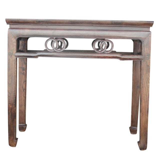 Vintage Chinese Altar Console Table - Image 7 of 7