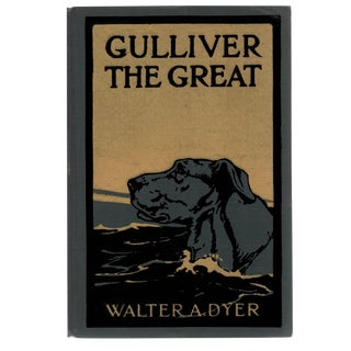 "1922 ""Gulliver the Great"" Illustrated Book"