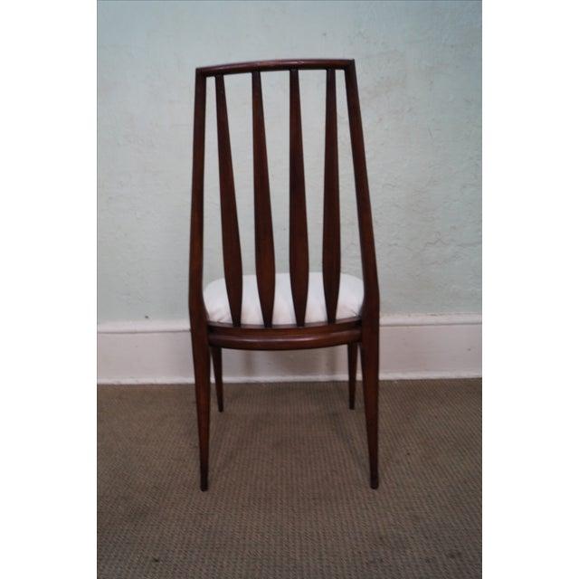 Widdicomb Mid-Century Modern Dining Chairs - 4 - Image 4 of 10