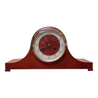 German Mantle Clock by Hemle C.1988 For Sale