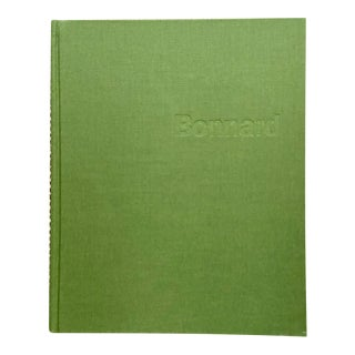 "Bonnard ""The Work of Art: Suspending Time"" Book For Sale"