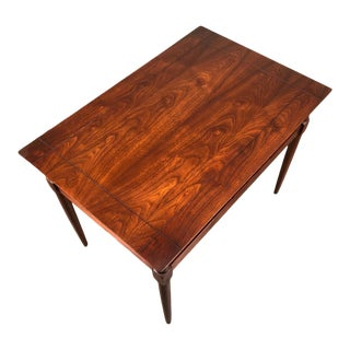 Mid-Century Danish Modern End Table / Nightstand For Sale