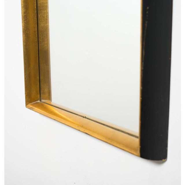 1960s 1960s Arched Top Italian Gilt Mirror For Sale - Image 5 of 7