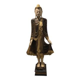 Antique Thai Buddha For Sale