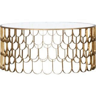 Contemporary Erdos + Ko Monaco Coffee Table For Sale