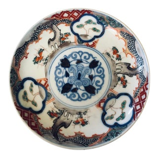 Imari Cloud Plate/Dish For Sale