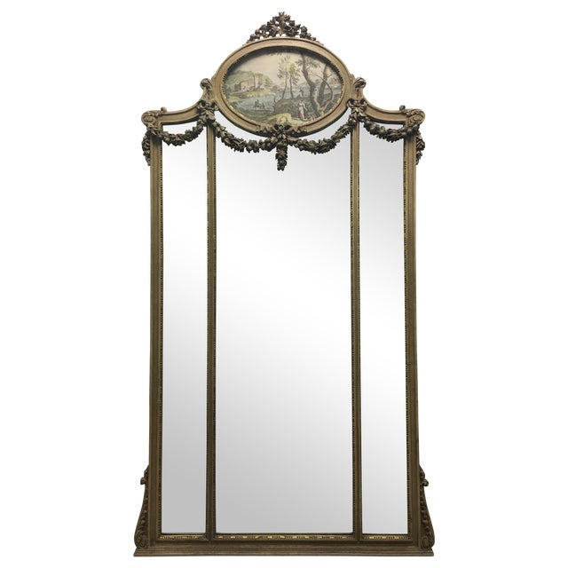Vintage Classical Mirror - Image 1 of 11