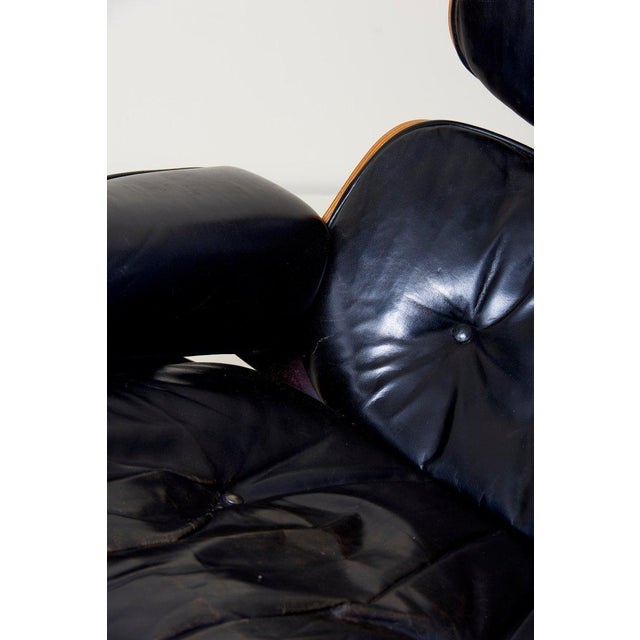 Classic Lounge Chair by Ray and Charles Eames for Herman Miller, 1970s For Sale - Image 6 of 12