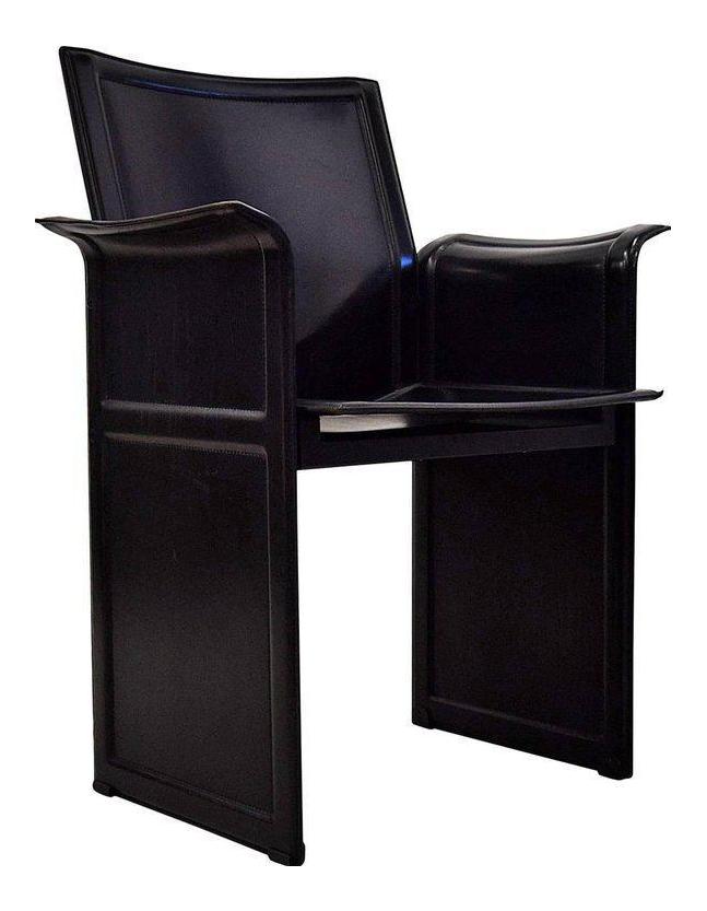 Tito Agnoli Korium Armchair For Matteo Grassi For Sale