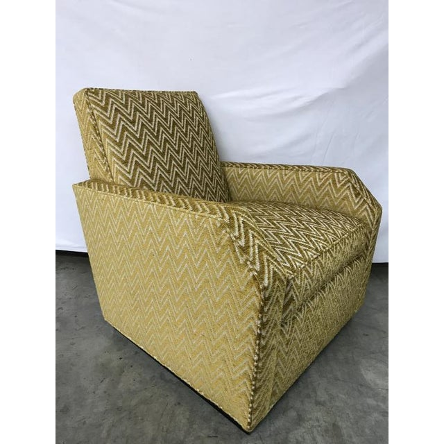 Transitional Century Furniture Castiel Chair For Sale - Image 3 of 5