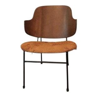 1960s Mid-Century Modern Kofod Larsen Penguin Chair For Sale