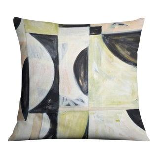 Modern Bradley Contemporary Pillow For Sale