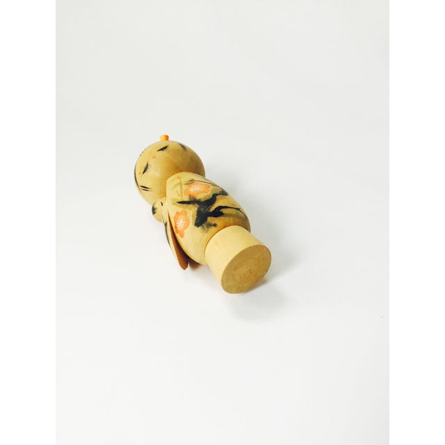 Vintage Japanese Kokeshi Doll - Image 5 of 5