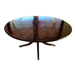 Dessin Fournir Sutcliffe Dining Table For Sale