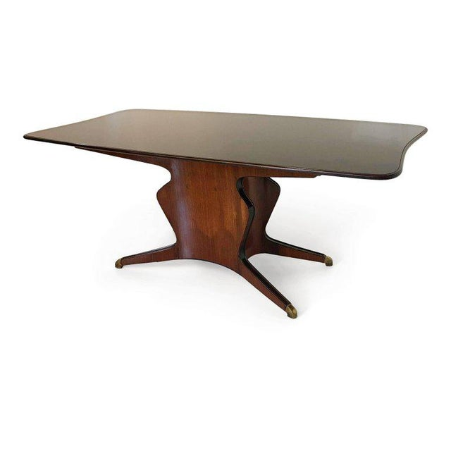 Fossati, Attilio & Arturo Dining Table, Italy, Circa 1950 For Sale In Los Angeles - Image 6 of 10