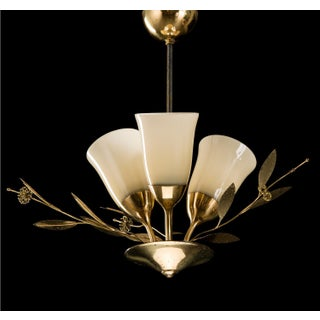 Chandelier in Paavo Tynell Style by Itsu Preview