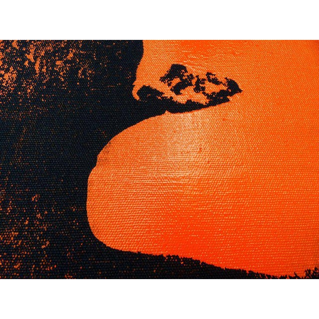 2010s Overscale Abstract Painting by Brazilian Artist Norberto Noschang For Sale - Image 5 of 8