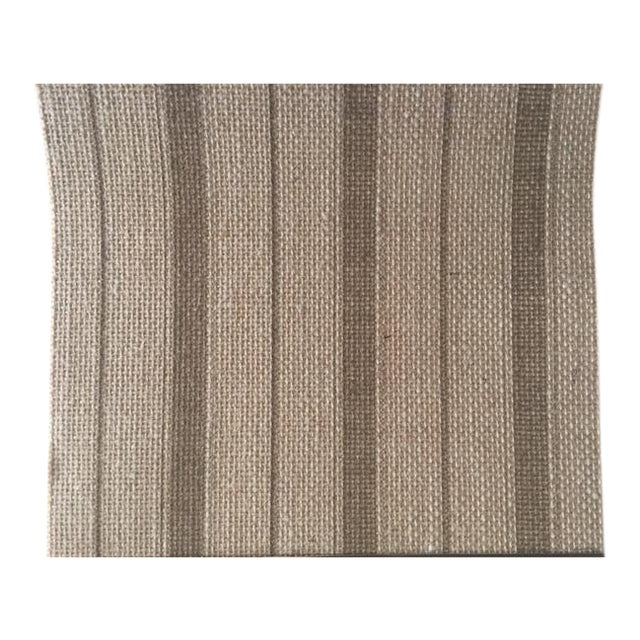 Phillip Jeffries Natural Textured Wall Covering- Sold Individually/ 3 Rolls Available For Sale