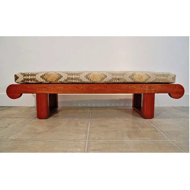 Late 20th Century Kipp Stewart Bench For Sale - Image 4 of 10