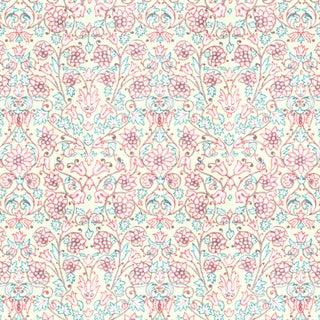 Vintage Bassett McNab Jabalpur Fabric, 1 Yard For Sale
