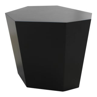 Costantini Clariss Argentine Rosewood Geometric Occasional Table