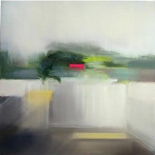 Liz Dexheimer Domain Interchange VI Abstract Landscape 2015 For Sale
