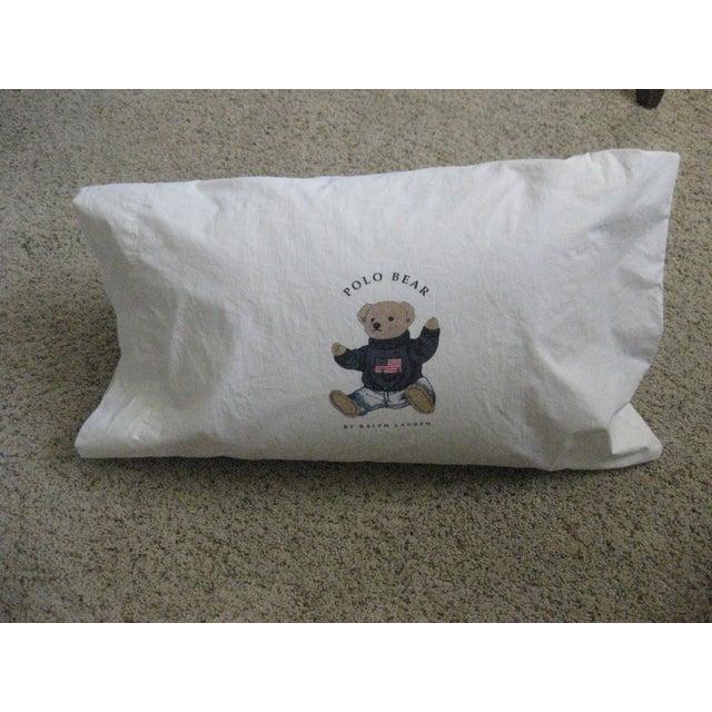 Polo Ralph Bear Pillow Case Lauren YWE29DHI