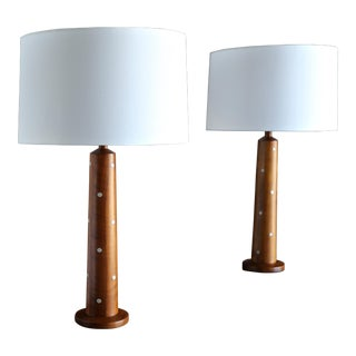 Jane & Gordon Martz Lamps for Marshall Studios, Circa 1960 For Sale