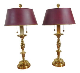 Image of Early American Table Lamps