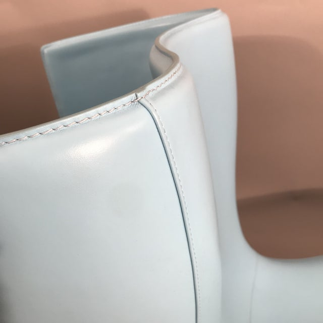 Cappellini 25th Anniversary Marc Newson Felt Chair For Sale - Image 4 of 8
