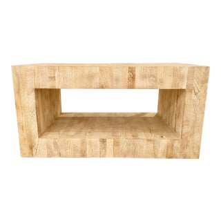 Studio A Driftwood Starburst Cocktail Table