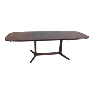 Original Rasmus Rosewood Dining Table For Sale