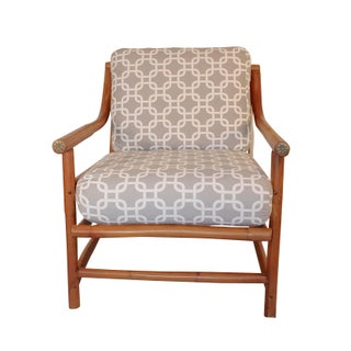 Ritts Tropitan Bamboo Lounge Chair