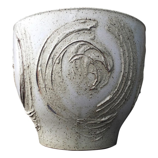 David Cressey for Architectural Pottery Planter For Sale
