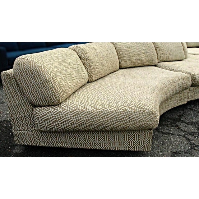 Milo Baughman Craft Associates Sectional Sofa - Image 4 of 10