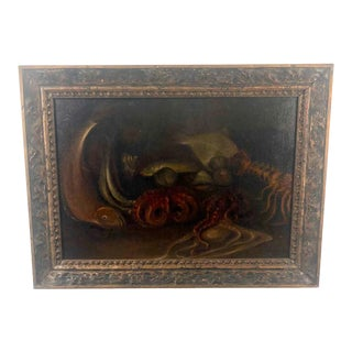 Still Life of Sea Creatures For Sale