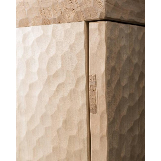 Traditional Millicent Mini Pueblo Plum Blossom Credenza by Emily Henry For Sale - Image 3 of 7