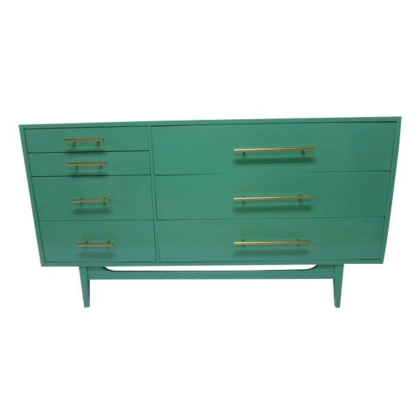 American of Martinsville Mid-Century Modern Credenza - Image 1 of 7
