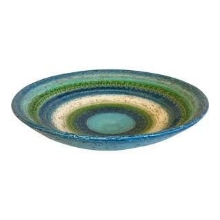 Rosenthal Netter Bitossi Centerpiece Bowl Designed by Aldo Londi