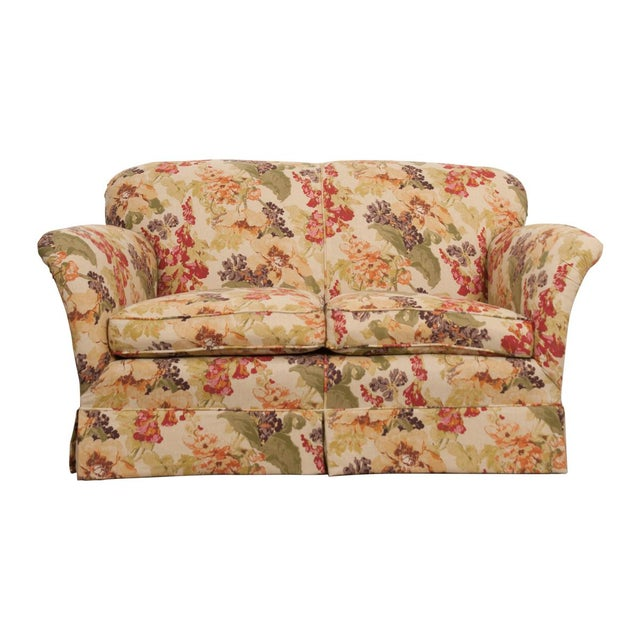 English Vintage Settee Love Seat For Sale - Image 12 of 12