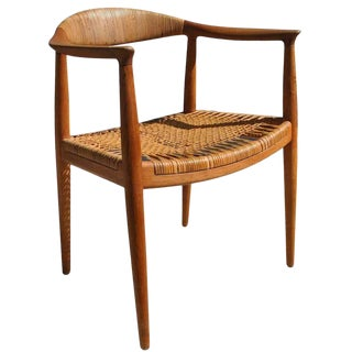 Vintage Mid-Century Hans J. Wegner the Chair